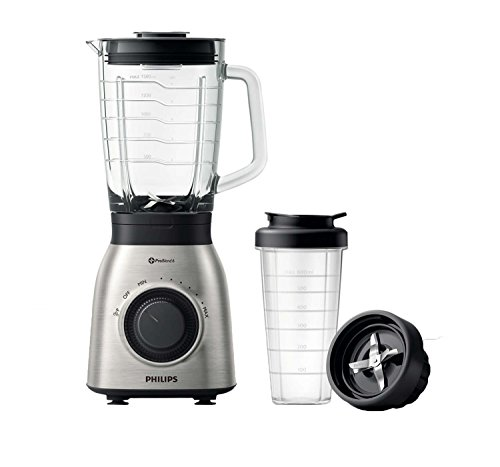 philips hr3655 hochleistungsmixer premium smoothie maker watt 50 feinere. Black Bedroom Furniture Sets. Home Design Ideas